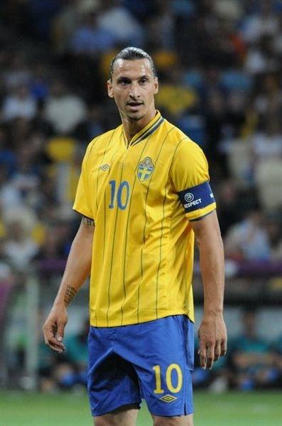 Zlatan, la leggenda
