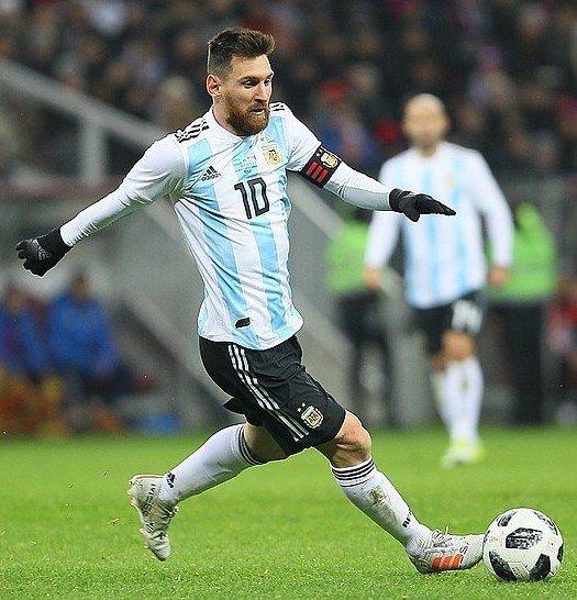 """Leo Messi, """"la pulce"""""""