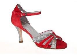nuovo scarpette da ballo