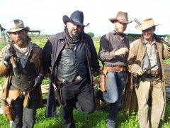 il western premiato in America- Se il mondo intorno crepa