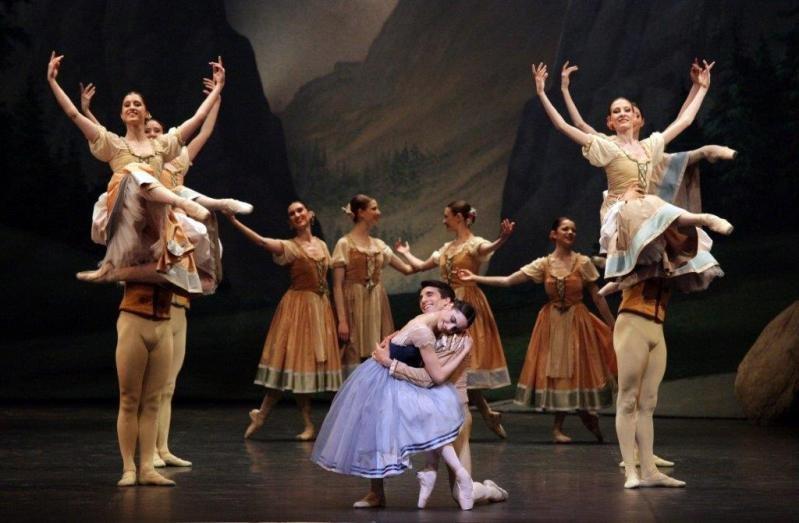 Giselle-Teatro alla Scala-Milano
