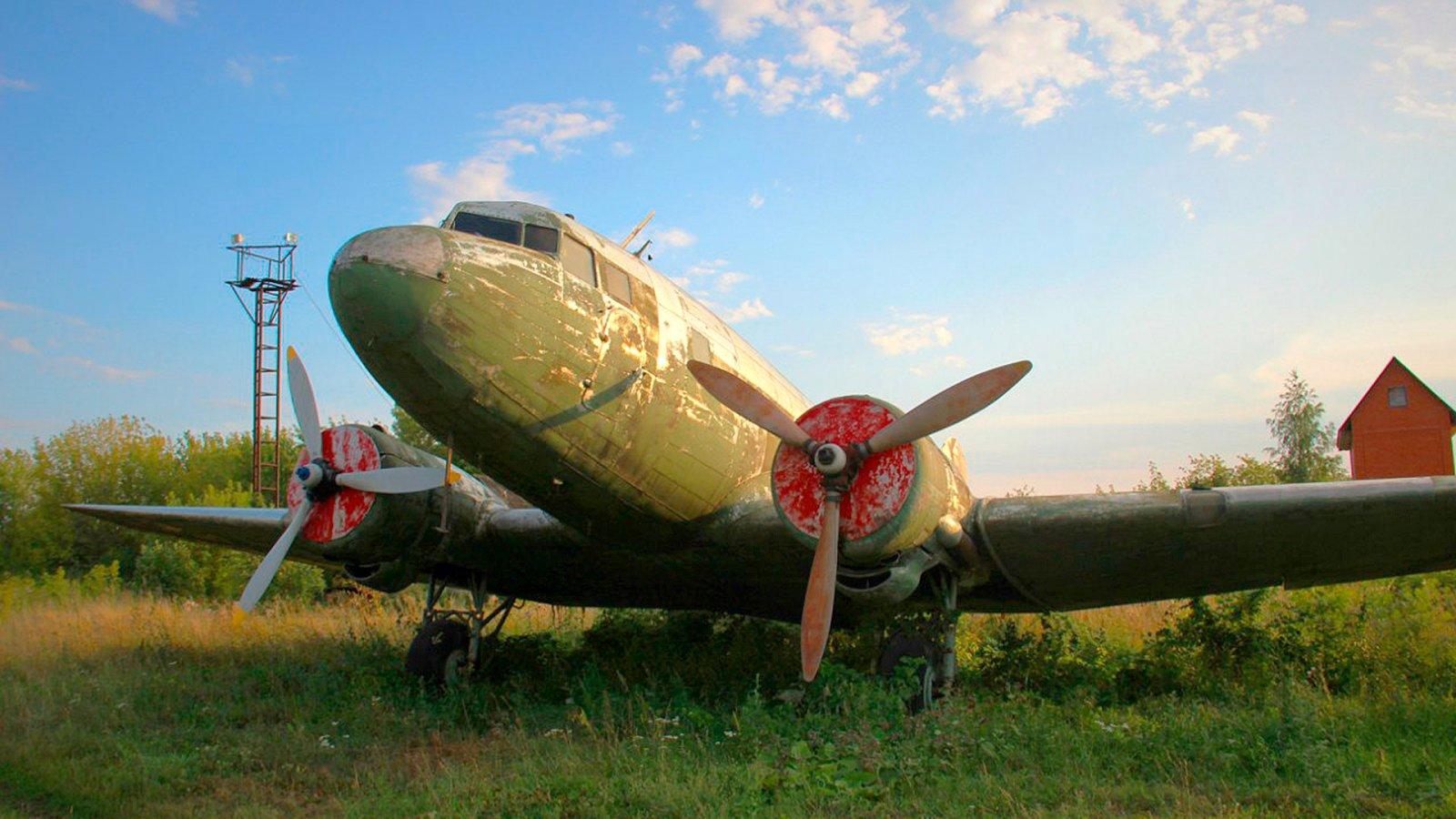 Un vecchio modello russo.jpg