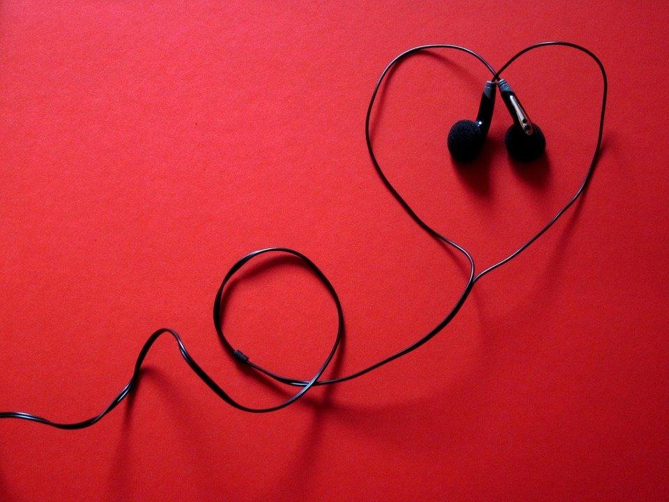 L'amore per le canzoni d'amore...