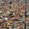Napoli-Spaccanapoli.Vista dall'alto