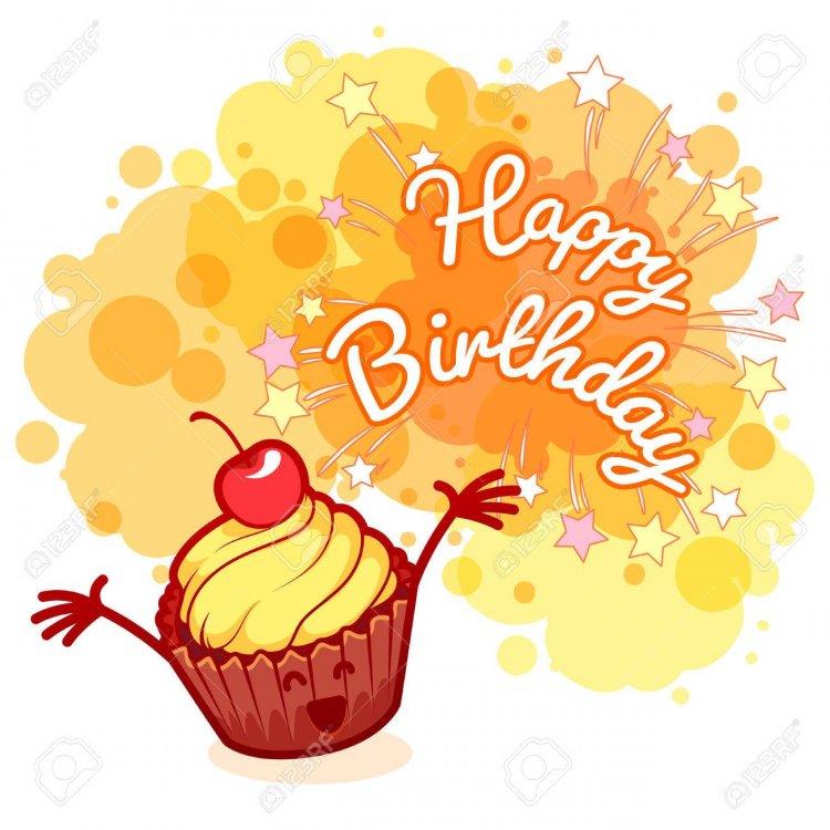 50951864-biglietto-di-auguri-di-buon-compleanno-con-il-bigné-molto-felice-con-ciliegia-arancione-blobs-su-sfond.jpg