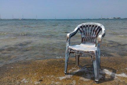 Chi ci si siederà? ... Porto Cesareo (Le)