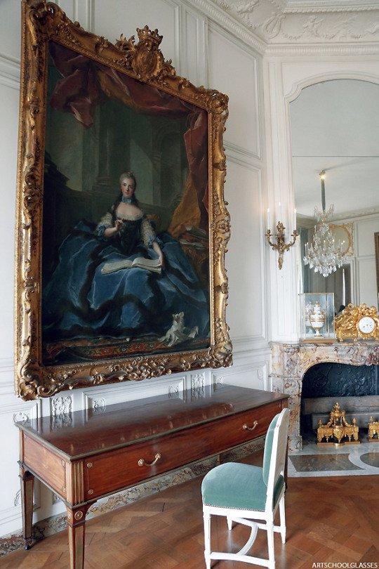 Grand Cabinet de Mme Adélaïde Versailles, France.jpg