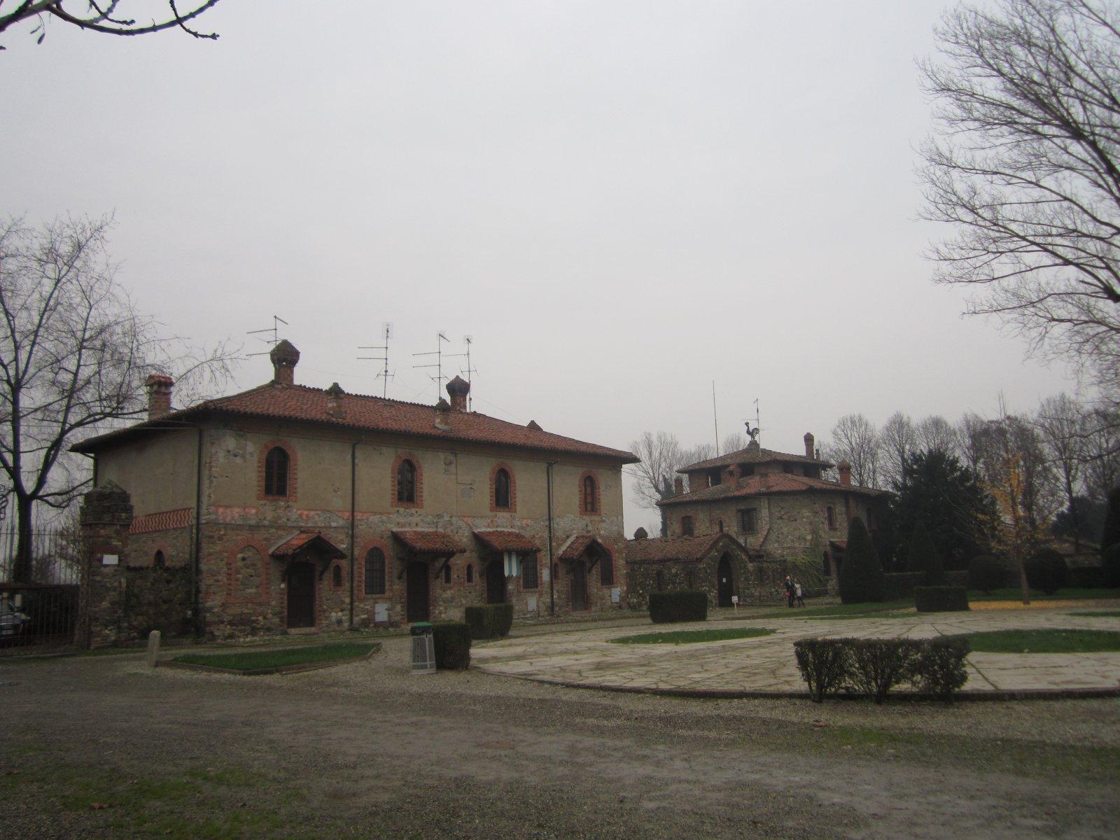 Grazzano Visconti !