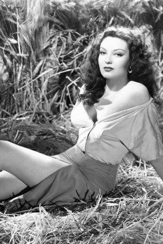 #Cinema Linda Darnell, 1944.