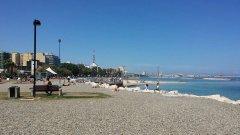 Spiaggia di Pane e Pomodoro (Bari)