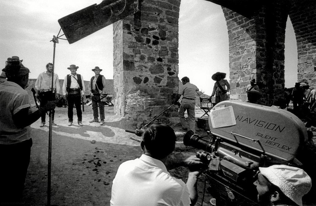 The Wild Bunch (1969). Sam Peckimpah