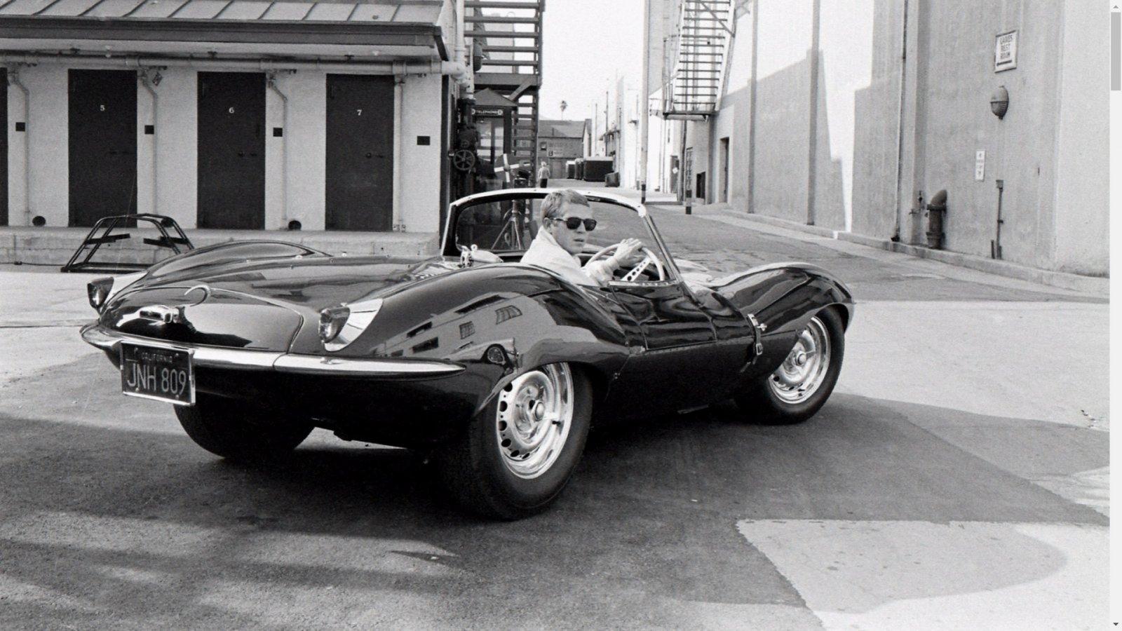 McQueen jaguar63