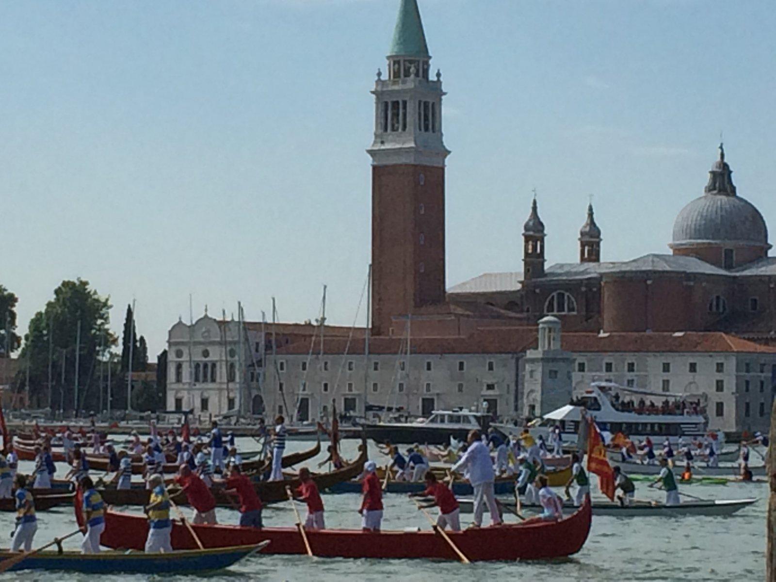 la festa della Sensa a Venezia