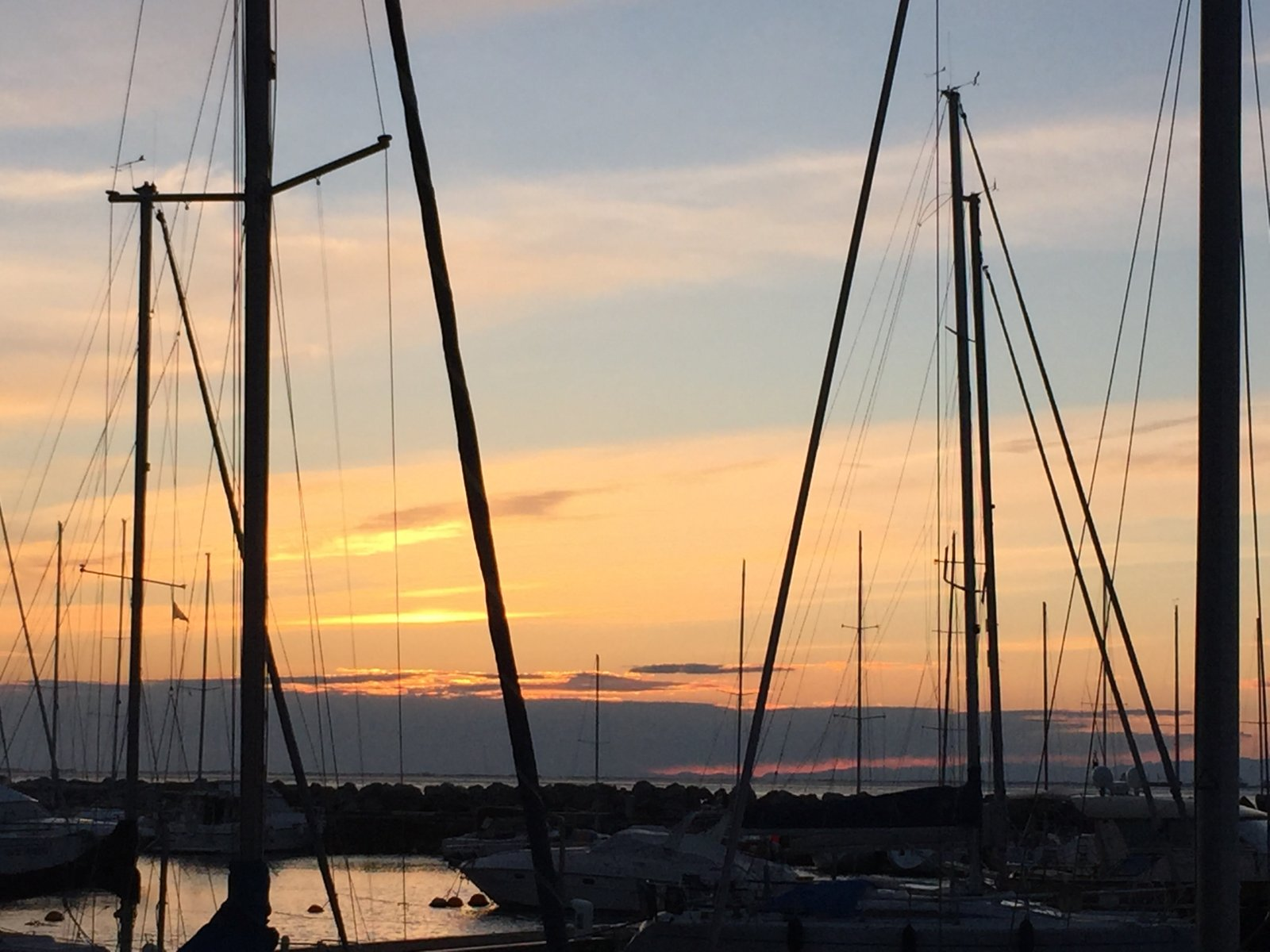 porto di Grignano Trieste