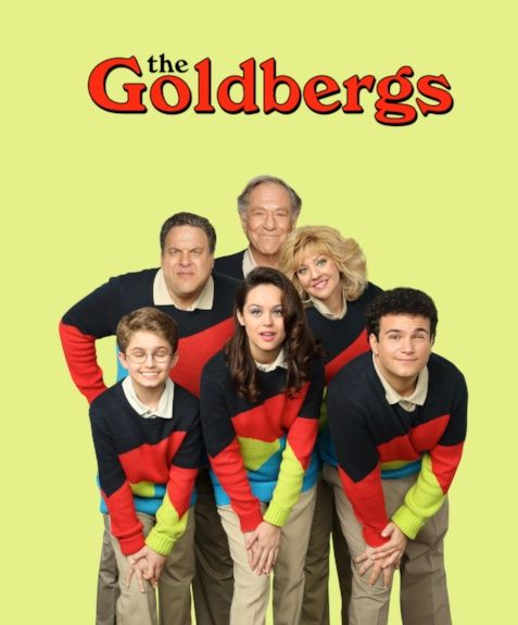 The Goldbergs - my favorite TV show _D.jpe