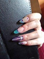 Ricostruzione unghie nailart