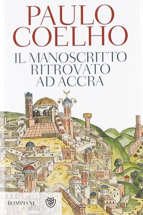 Recensione - Paulo Coelho, Il manoscritto ritrovato ad Accra.jpe