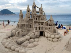 Castelli di Sabbia - la bellezza è fragile