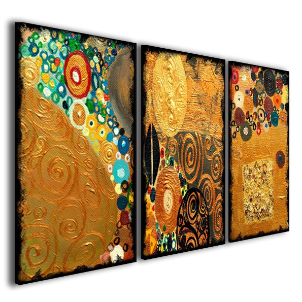 Quadro famoso Accenni di Klimt