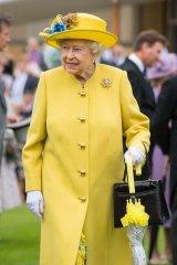 I mille colori della Regina Elisabetta