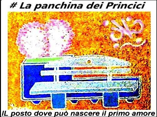 La Panchina dei Principi