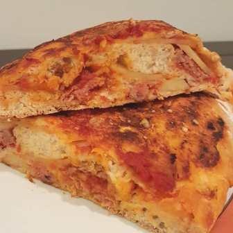 ROTOLO DI PASTA PIZZA RIPIENO