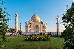 Taj Mahal Tour From Delhi