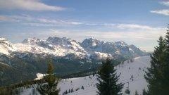giornata con gli sci in folgarida e madonna di campiglio