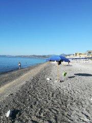 spiaggia di Bovalino (RC)