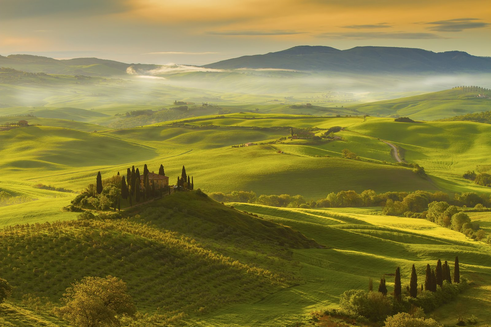 Val d'Orcia, mon amour