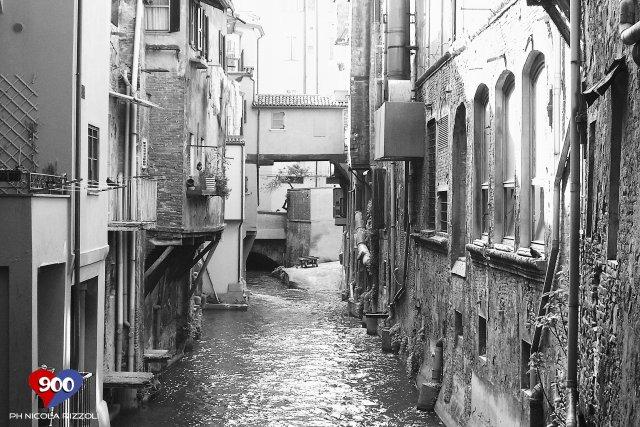 Il canale di Via Alessandrini