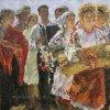 aa Голембиевская Татьяна Николаевна (Украина, 1936) «Праздник урожая» 1960-е - Copia - Copia.jpg