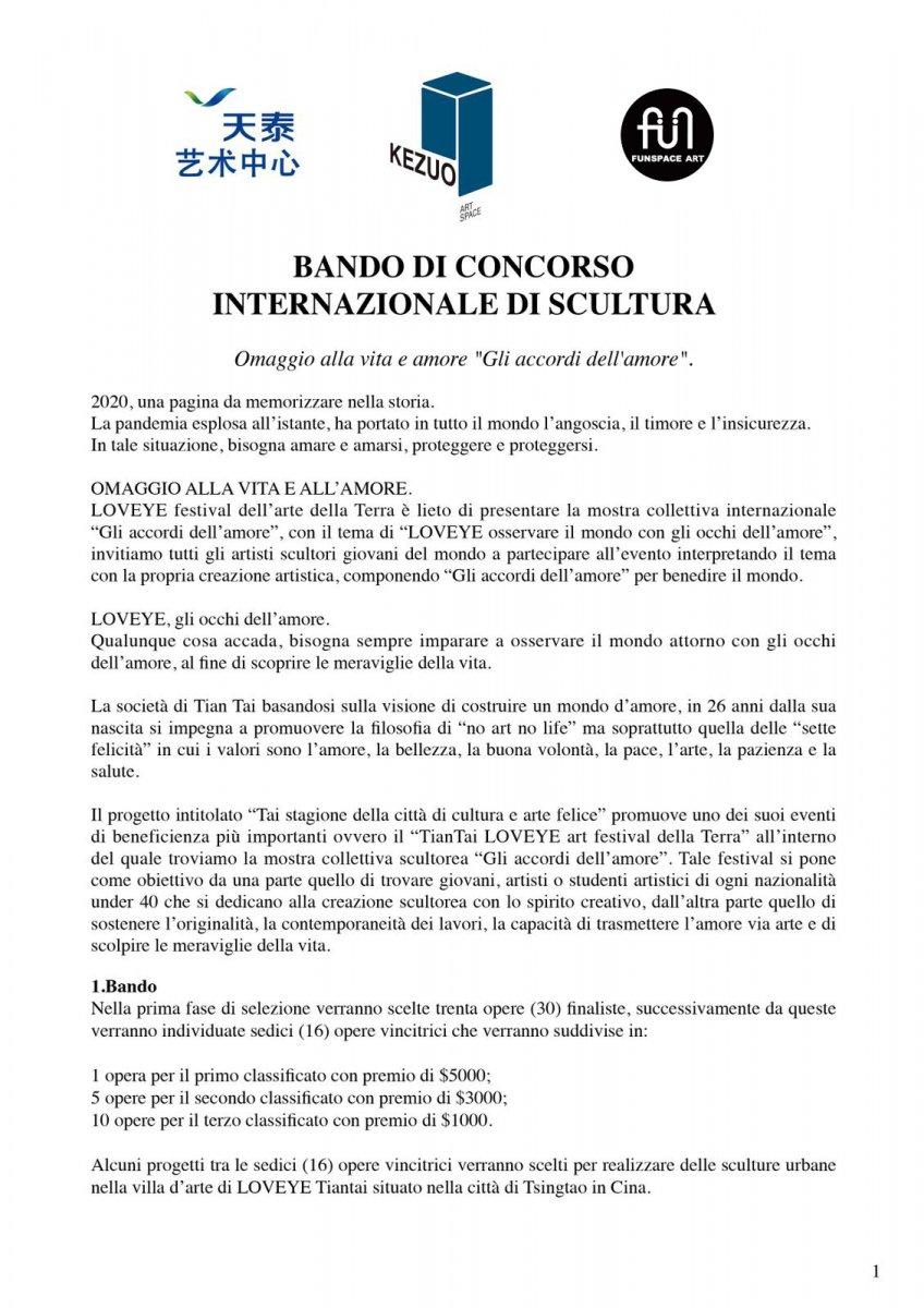 BANDO Dl CONCORSO INTERNAZIONALE Dl SCULTURA1.jpg
