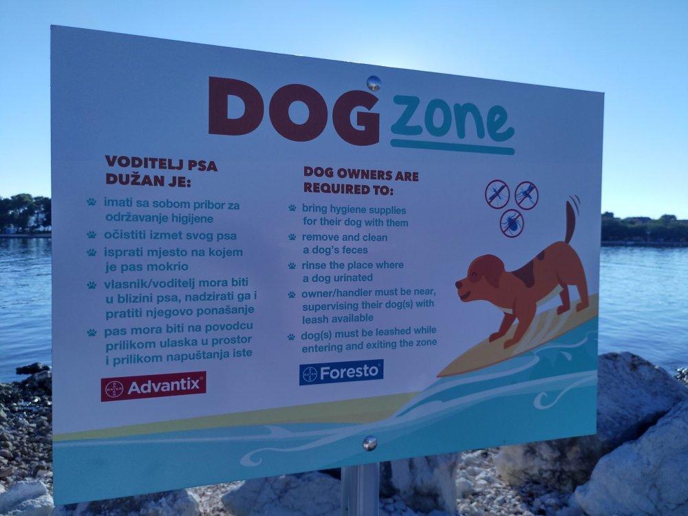 Spiagge Pet Friendly nei dintorni di Zadar (Zara).jpg