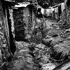 Kibera slum di Nairobi