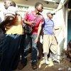 I corpi ammassati delle vittime di Mpeketoni