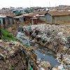 Korogocho slum in Nairobi