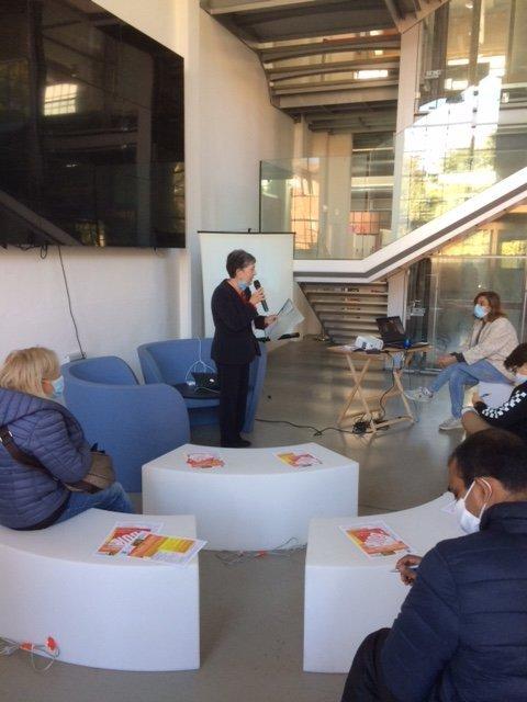 Presentazione del progetto sul Bene Comune condivisi con Together for the Common Good