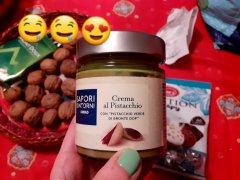 Crema di pistacchio 🤤🥰