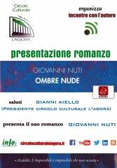 presentazione romanzo Ombre Nude di Giovanni Nuti