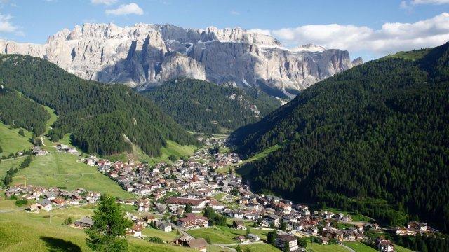 La Val Gardena