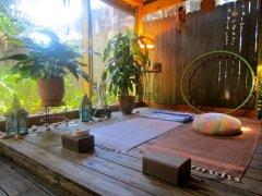 La sala da yoga che vorrei *-*