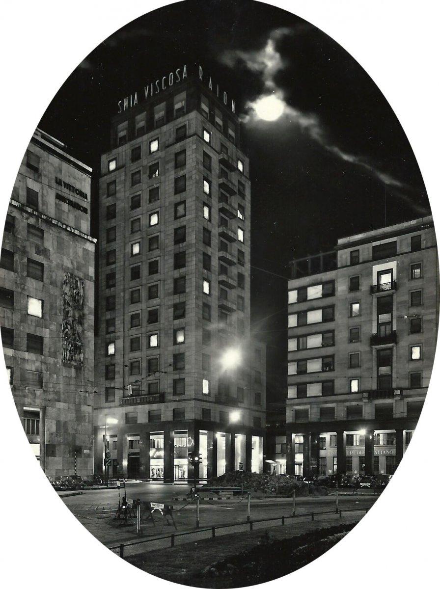 San Babila - Milano 1958