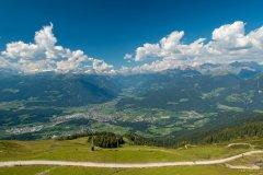 3 Cime di Lavaredo - A shot from the sky