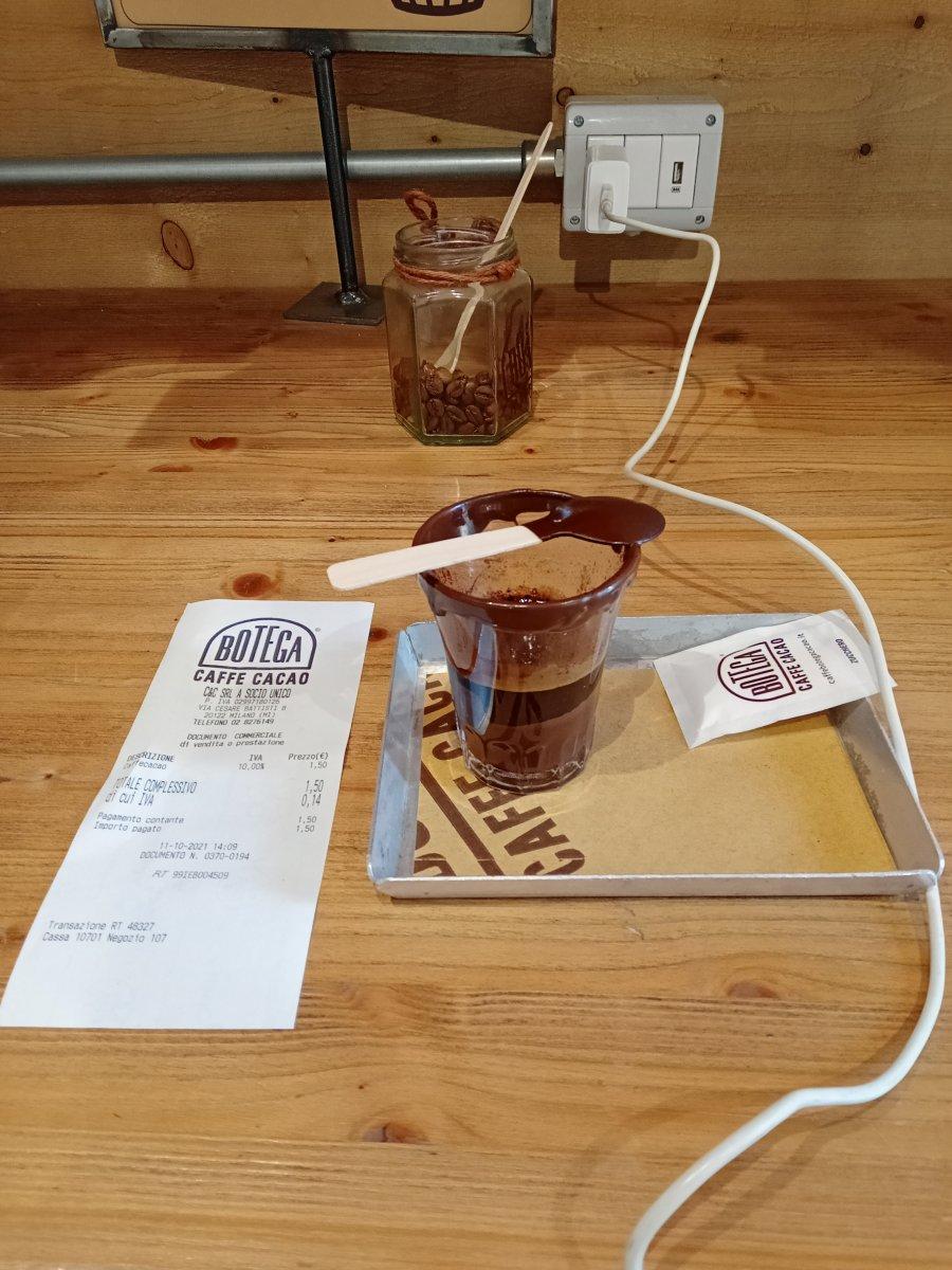 Mio CafféCacao a Milano